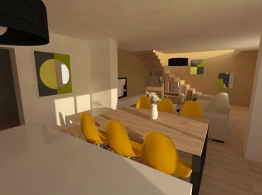 ZNÍŽENÁ CENA Predaj 3 izbového  atypického veľkometrážneho bytu - centrum