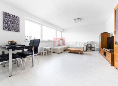 Na predaj 2 izbový byt s balkónom v tehlovej novostavbe na začiatku Trnávky