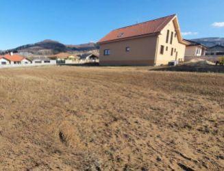 Stožok – stavebný pozemok 850 m2 – predaj