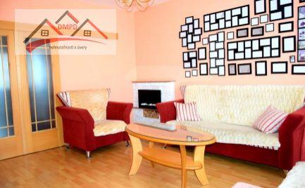DMPD real Vám ponúka na predaj slnečný  3 izbový byt v Prievidza  na sídlisku Zapotôčky