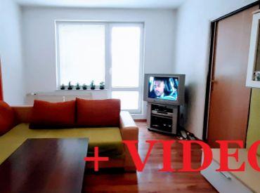 Predané.VIP Video. Byt 2+1 67 m2, dva balkóny, čiastočne prerobený, zariadený - Zvolen - Sekier