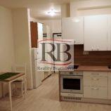 Na prenájom 1 izbový byt v novostavbe Slnečnice - viladomy, BAV