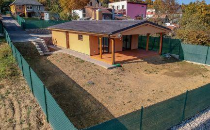Novostavba rodinného domu, Veľký Šariš, ihneď pripravená na bývanie