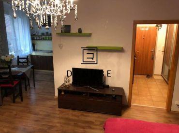 Prenájom 1 izbový byt Dlhé Diely, Kresánkova ulica, Bratislava.