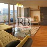 Slnečný 2-izbový byt v modernom bytovom dome Mondrian na sídl. Trávniky v Ružinove
