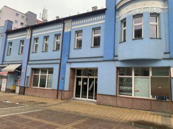 Predaj polyfunkčnej budovy vo Vrútkach