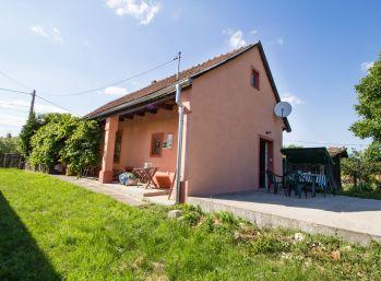 JEDINE U NÁS - Predáme rodinný dom - Maďarsko - Tornyosnémeti