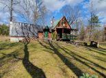 Predaj - CHATKA s pozemkom o výmere 600m2, 2x park. miesto, chatova oblasť Duchonka