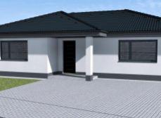Rkkľúč - 4izbová NOVOSTAVBA  rodinného domu v  Trnave o rozlohe 130m2, pozemok 460m2