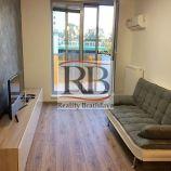 Slnečný a útulný 2-izbový byt v novostavbe na Prievozskej ulici