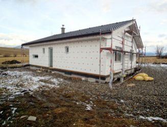 4 izbový bungalov v Socovciach na predaj, okres Martin, pozemok 829 m2.