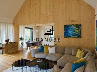 Prenájom dizajnový 4-izbový rodinný dom v Lozorne.