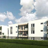 2 izbový byt, Hradská, Bratislava-Vrakuňa, 55.69 m², Novostavba