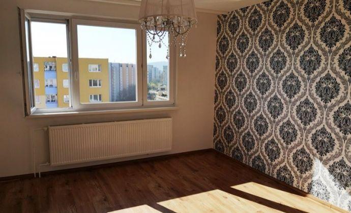 Veľmi pekný 2izb. byt po kompletnej rekonštrukcii, BA V - Petržalka na Osuského ulici