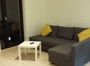 1-izbový byt s výhľadom na Slavín