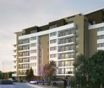 Novostavba - 2 izbový byt s balkónom, 56,49 m2, 2.p., Žilinská ul., Trenčín / Sihoť III