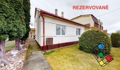 Rodinný dom ihneď k nasťahovaniu, Senica, Dlhá ulica
