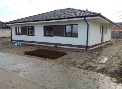 Poďte bývať do kľudu!4-izbový rodinný dom so záhradou