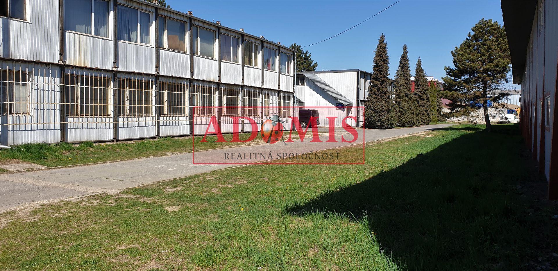 Výrobný objekt-Predaj-Košice - mestská časť Barca-552000.00 €
