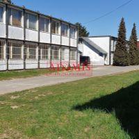 Výroba, Košice-Barca, 2800 m², Čiastočná rekonštrukcia