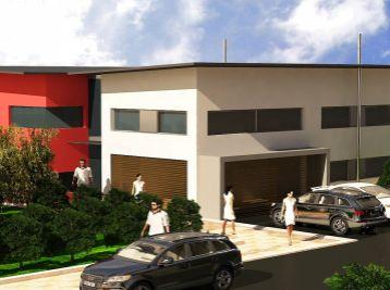 Moderný svetlý nízkoenergetický 7 izb. rodinný dom na mieru v Senci na predaj.