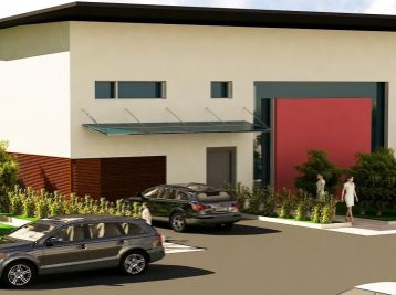 Predáme rozostavaný 5 izb. dom pred dokončením v Senci, v príjemnej lokalite na ul. J. Csermáka v centre mesta.
