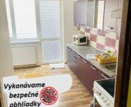 3i zrekonštruovaný byt, v cene aj GARÁŽ (murovaná)