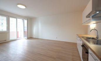 Novozrekonśtruovaný 1 izb. byt s balkónom