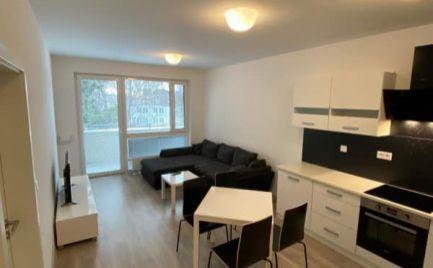 Prenájom nový moderný 2 izbový byt s loggiou Nuppu Russu Ružinov