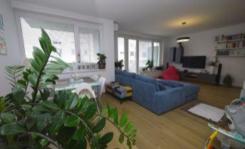 4-izbový byt v novostavbe Machnáč-Drotárska, s balkónom a klimatizáciou, 2 x parking