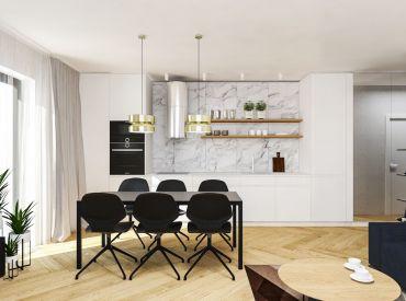 4 izb. strešný byt, Slnečnice zóna Viladomy