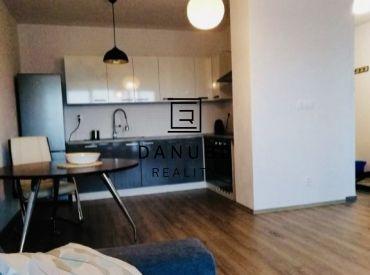 Prenájom 2 izbový byt v novostavbe Rezidencia pod krásnou hôrkou na Hrdličkovej ulici, Bratislava - Nové Mesto.