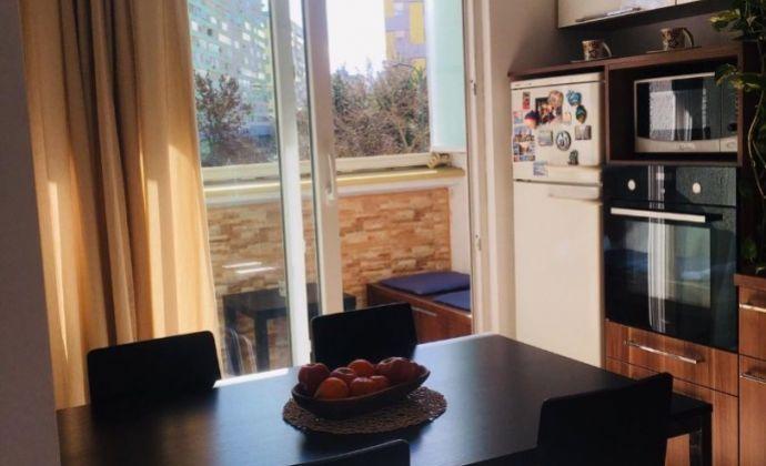 Príjemný 3-izbový byt pri Veľkom Draždiaku
