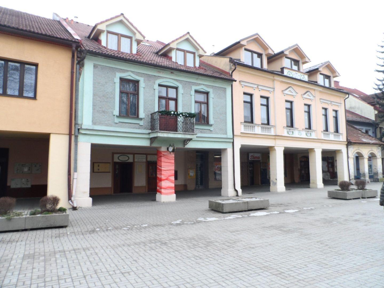 Penzion-Predaj-Kysucké Nové Mesto-450000.00 €