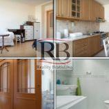1izbový byt na Špitálskej ulici v centre Bratislavy