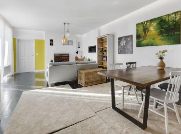 PREDAJ zariadený 3 izbový byt, Béžová - Petržalka, SLNEČNICE, 85 m2