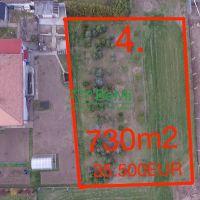 Pre rodinné domy, Koniarovce, 730 m²