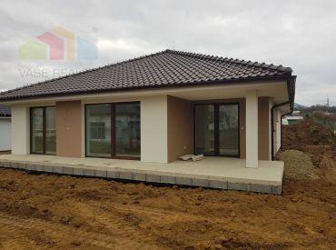Predám Rodinný Dom Ilava - Klobušice, 5+1 - pozemok 600 m2