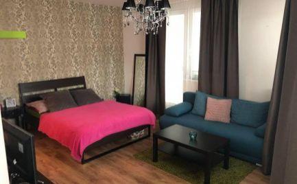 Prenájom krásny 1 izbový byt s balkónom Kresánkova ul. Dlhé Diely