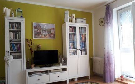 Psík áno - Prenájom pekný 2 izbový byt s balkónom Trnavská cesta pri OC Centrál