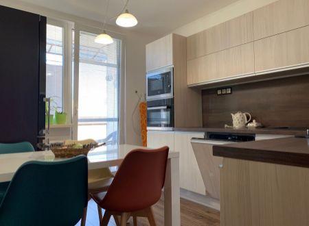 3 izbový byt s balkónom klímou Topoľčany