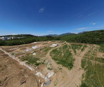 Stavebné pozemky na predaj len 4km od centra mesta Liptovský Mikuláš