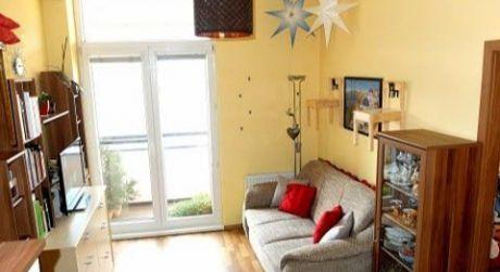 Kuchárek-real:  Ponúkame na predaj menší  2-izbový byt na Račianskej ulici v Bratislave.