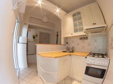 Na prenájom príjemný 1,5 izbový byt, 36 m², Kadnárova ul. Rača – Krasňany, od 1.7.