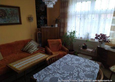 DELTA - Priestranný rodinný dom v Spišskom Štiavniku