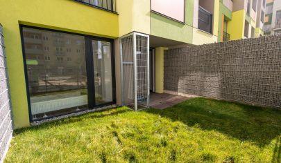 PREDAJ krásny 2.izbový byt,predzáhradka,vyhradené parkovanie projekt MAMAPAPA Dúbravka