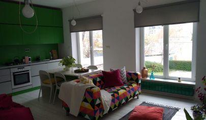 2 izbový dizajnový byt  v  Ružinove,  m.č. NIVY - LEN U NÁS V RK