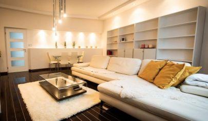 PRENÁJOM zariadený 2,5 izbový byt, 80 m2,  Bratislava I. -  Staré Mesto, 3D prezentácia