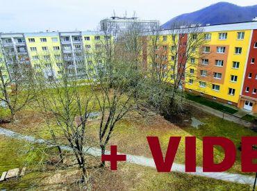 Rezervovaný. Byt 2+1, 57 m2 s loggiou, žiadaná lokalita - Banská Bystrica - Sídlisko