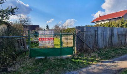 Na predaj stavebný pozemok v obci Bernolákovo